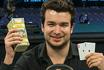 PokerStrateeg Michael Gathy aan finaletafel WTP Brussel