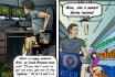 Poker Cartoon #009 - Bad Run
