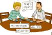 Poker Cartoon - The Liar