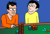 Poker Cartoon - Cash Games