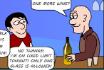 Poker Cartoon - Sit&Go