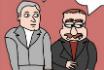 Poker Cartoon - Shotclock