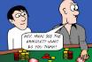 Poker Cartoon - The Bracelet